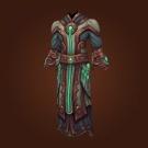 Raiment of the Ternion Glory, Robes of the Ternion Glory Model