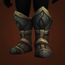 Dreadful Gladiator's Warboots of Alacrity, Crafted Dreadful Gladiator's Warboots of Alacrity Model