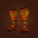 Bloodtaint Boots, Krom'gar Sergeant's Chain Greaves, Junglewalker Boots, Junglewalker Boots, Lightstep Boots, Treads of Unforgotten Pain Model