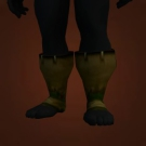 Thistlefur Sandals, Geomancer's Boots Model