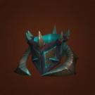 Relentless Gladiator's Plate Helm Model