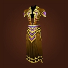 Highborne Robes Model