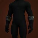 Boneshatter Armplates, Titanium Spikeguards, Boneshatter Armplates Model