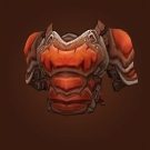Thick Silithid Chestguard, Nether Vest, Inferno Hardened Chestguard Model
