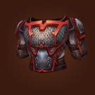 Flame-Tested Chestguard Model