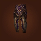 Heroes' Dreamwalker Leggings, Heroes' Dreamwalker Trousers, Heroes' Dreamwalker Legguards Model