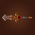 Athame of the Sanguine Ritual, Athame of the Sanguine Ritual Model