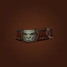 Wasteland Burnished Clasp, Wasteland Heavy Girdle, Wasteland Armored Girdle Model