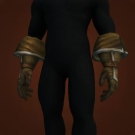 Hand Loader Gauntlets, Eredar Fel-Chain Gloves Model