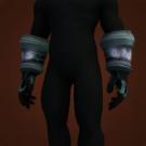 Replica General's Satin Gloves Model