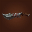 Serrated Bloodritual Dagger Model
