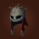 Helm of the Grave, Hyaline Helm of the Sniper, Blue Aspect Helm Model