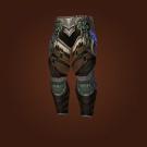 Wrathful Gladiator's Chain Leggings Model