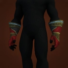 Relentless Gladiator's Ringmail Gauntlets, Relentless Gladiator's Mail Gauntlets, Relentless Gladiator's Linked Gauntlets Model