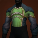 Darkspear Magic Weaver Tunic Model