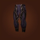 Conferred Pantaloons, Leggings of the Frozen Wastes, Snowdrift Pantaloons, Trousers of the Arakkoa, Opposed Stasis Leggings Model