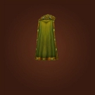 Wolfmaster Cape, Dervish Cape, Glowing Thresher Cape, Archer's Cloak Model
