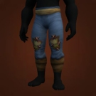 Laughing Skull Pants Model