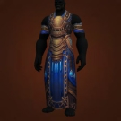Gown of Blaumeux, Moonshroud Robe, Heigan's Putrid Vestments, Gown of the Spell-Weaver Model