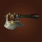 Legionnaire Nazgrim's Hacker, Nethergarde Axe, Mardenholde Axe Model