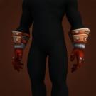 Gemmed Copper Gauntlets Model