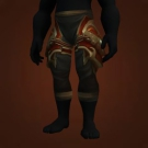 Sunwalker Legguards, Leggings of Failing Light, Sunwalker Legguards, Leggings of Failing Light, Honorary Combat Engineer's Burnished Legplates Model