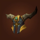 Crown of the Crags, Bouldercrush Helm, Vortex Plate Helm Model
