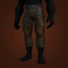 Poisoner's Legguards Model
