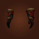 Gladiator's Dragonhide Gloves, Gladiator's Wyrmhide Gloves, Gladiator's Kodohide Gloves Model