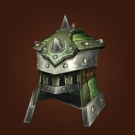 Vicious Gladiator's Plate Helm Model