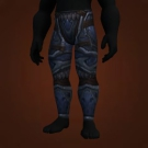 Hateful Gladiator's Scaled Legguards, Hateful Gladiator's Ornamented Legplates Model