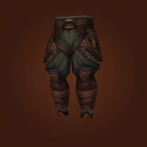 Oiled Leather Leggings, Seeker's Britches, Essential Pantaloons, Timbermaw Leggings Model