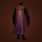 Swashbuckler's Cape, Seared Scale Cape, Chaos Mender Cloak, Venture Bay Buccaneer's Cape, Bloodbane's Fall, Screeching Cape Model