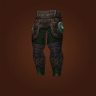 Legguards of Nature's Power, Avenging Combat Leggings Model