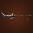 Relgor's Master Glaive, Wild Combatant's Pike, Warmongering Combatant's Pike Model