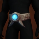 Chitin-Link Chain Belt, Belt of the Iron Prison, Binkenstein's Burnished Belt Model
