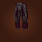Primal Gladiator's Leather Legguards Model