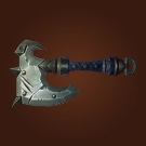 Steelspark Axe, Vir'naal Guardsman's Axe Model