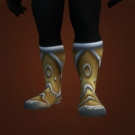Earthmender's Plated Boots, Forgotten Peacekeeper Boots Model