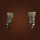 Impenetrable Gauntlets Model