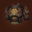 Gendarme's Cuirass, Blightborne Warplate, Castle Breaker's Battleplate, Cataclysmic Chestguard Model