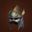 Nazferiti Helm, Southfury Helm, Sundown Helm, Bramblescar Helm, Hiri'watha Helm, Highperch Helm, Thornsnarl Helm, Talondeep Helm Model