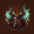 Tyrannical Gladiator's Wyrmhide Helm, Tyrannical Gladiator's Dragonhide Helm, Tyrannical Gladiator's Kodohide Helm Model