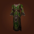 Bloodspore Robe, Regenerative Cloth, Foothold Robe, Voldrune Robe, Tethys Robe Model