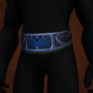 Guardian's Leather Belt Model