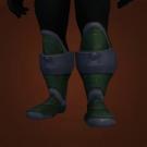 Raceway Boots, Raceway Boots, Marjhan's Stand Model