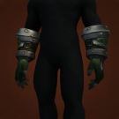 Vicious Gladiator's Plate Gauntlets Model