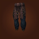 Orunai Leggings, Steamburst Leggings, Gordunni Leggings, Blood Infused Leggings Model