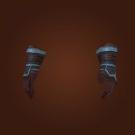 Vicious Gladiator's Mooncloth Gloves, Vicious Gladiator's Satin Gloves Model