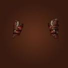 Tyrannical Gladiator's Satin Gloves Model